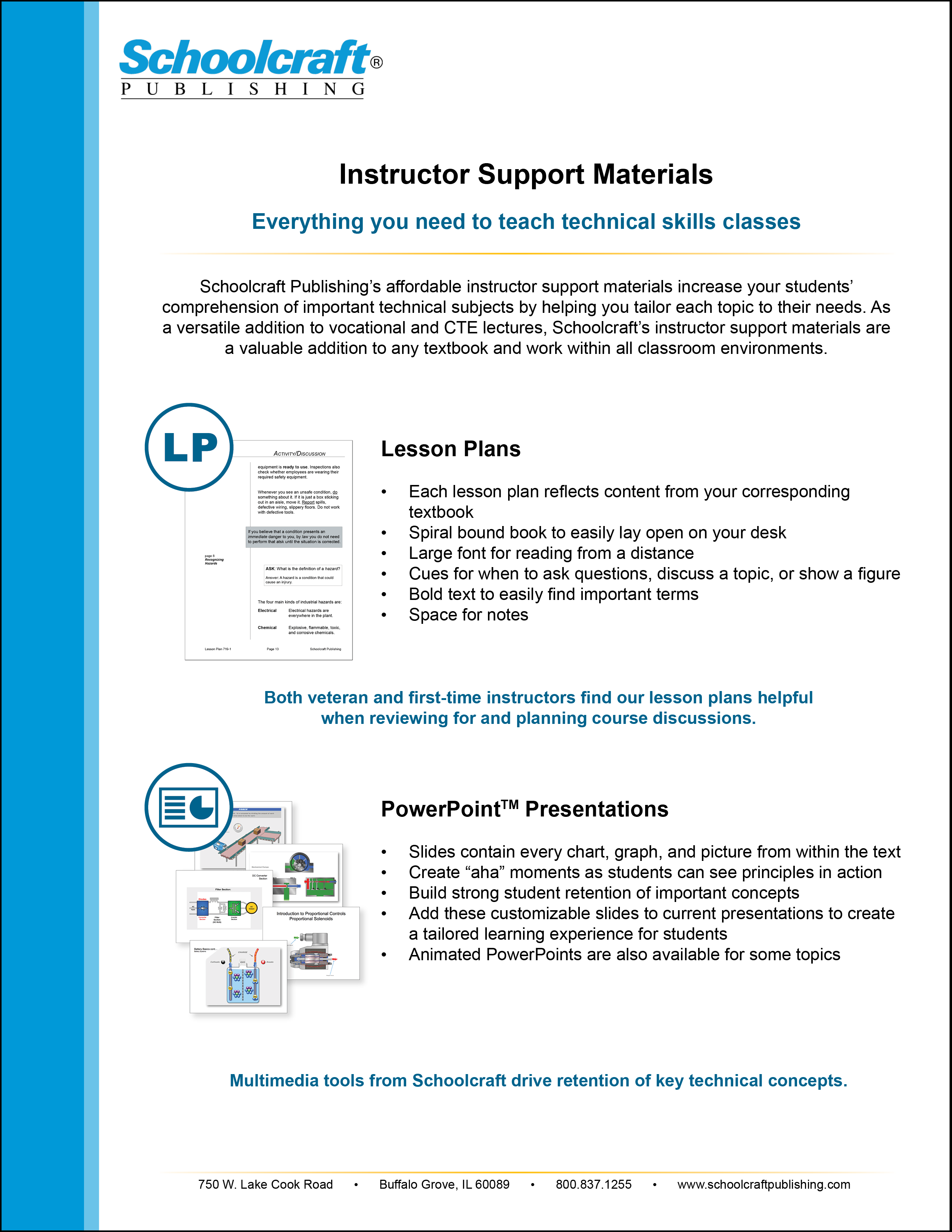 Instructor Support Materials