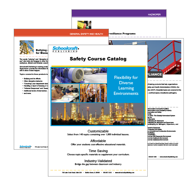 Safety Course Catalog